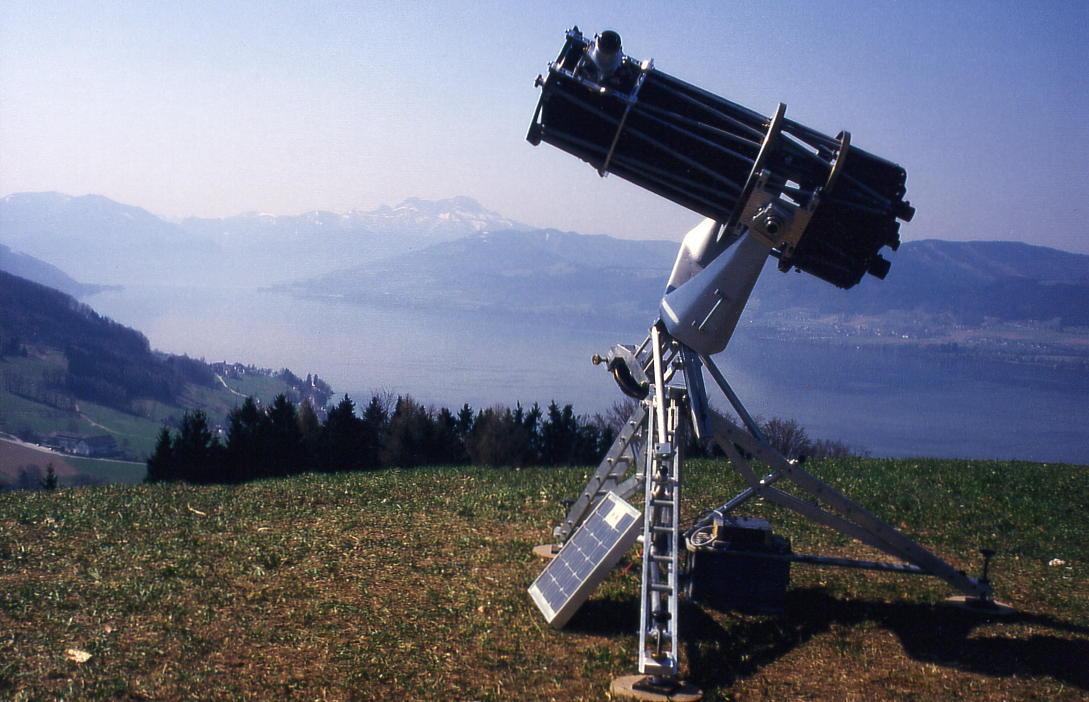 Kaiser teleskop geräteträger bei hornbach kaufen