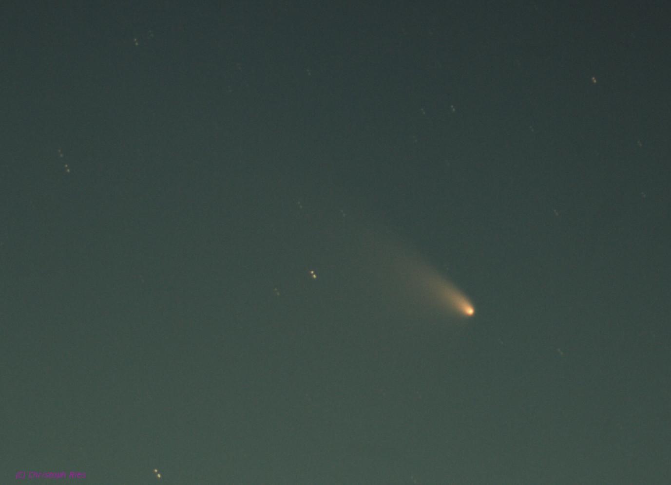 Kometen Bilder